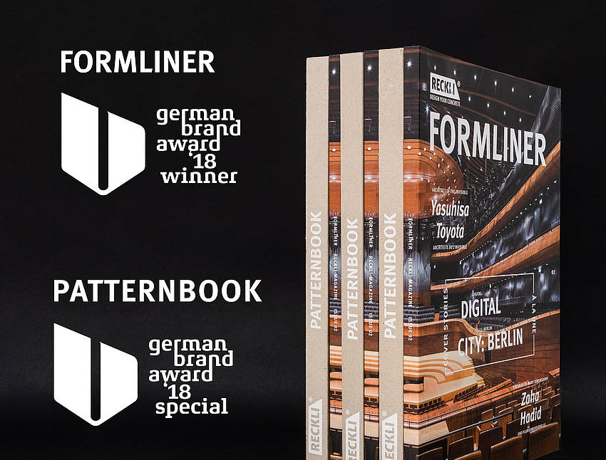 RECKLI Gets Awesome GERMAN BRAND AWARDS FOR 2019